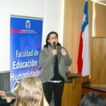 Rossana Ponce de León, académico de la UBB